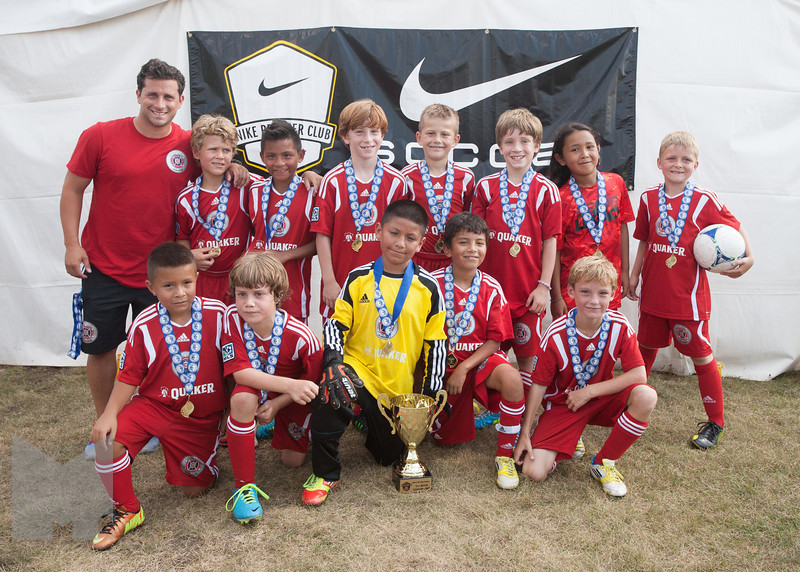 U9 Boys - 1st Place