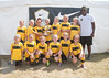 U10 Girls - 1st Place