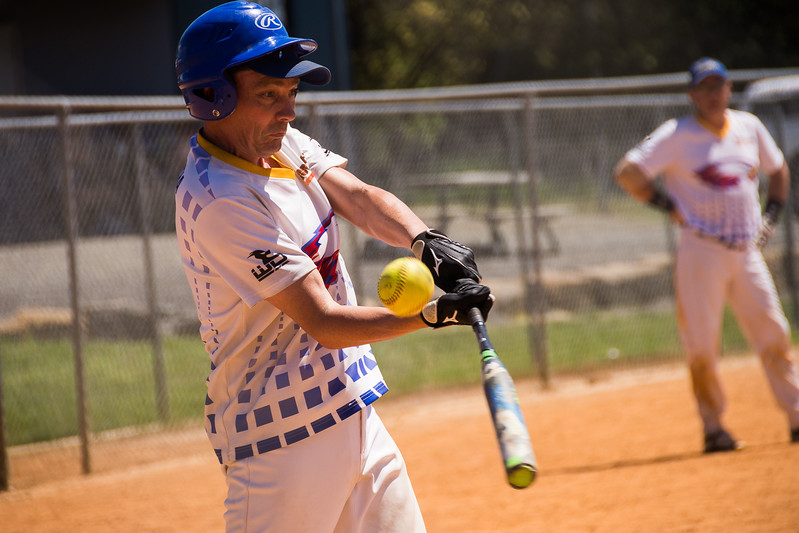 Mens Softball Images-41