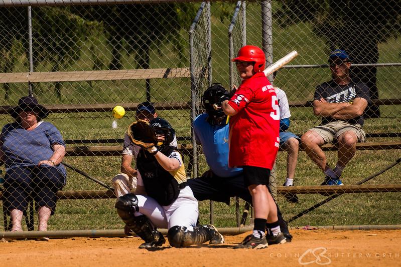 Womens Softball Images-42
