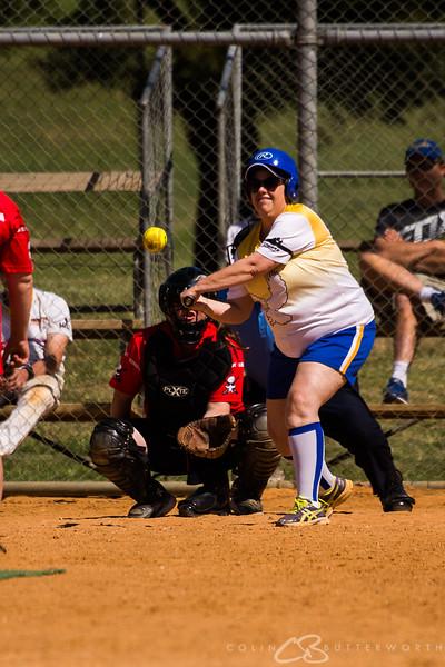 Womens Softball Images-9