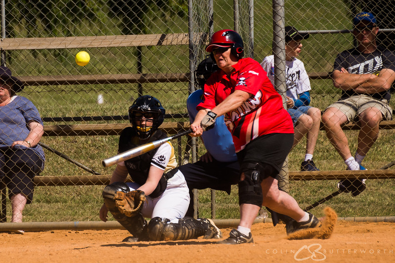 Womens Softball Images-34