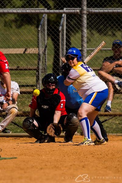 Womens Softball Images-8