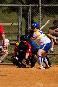 Womens Softball Images-8