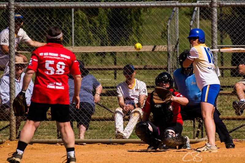 Womens Softball Images-20