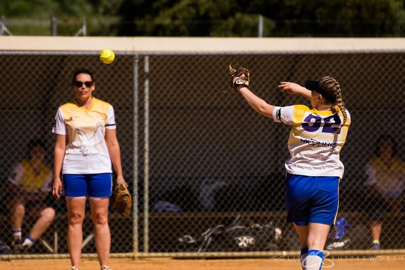 Womens Softball Images-39
