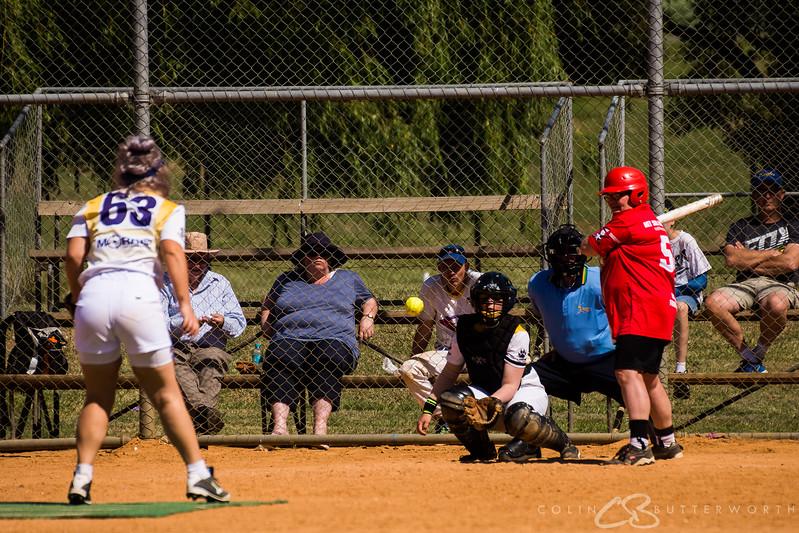 Womens Softball Images-43