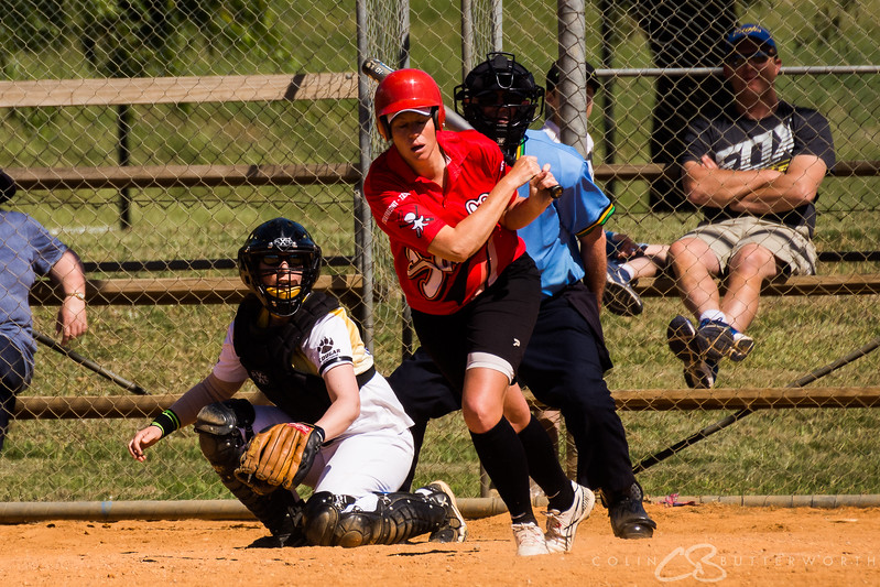 Womens Softball Images-28
