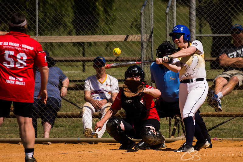 Womens Softball Images-14