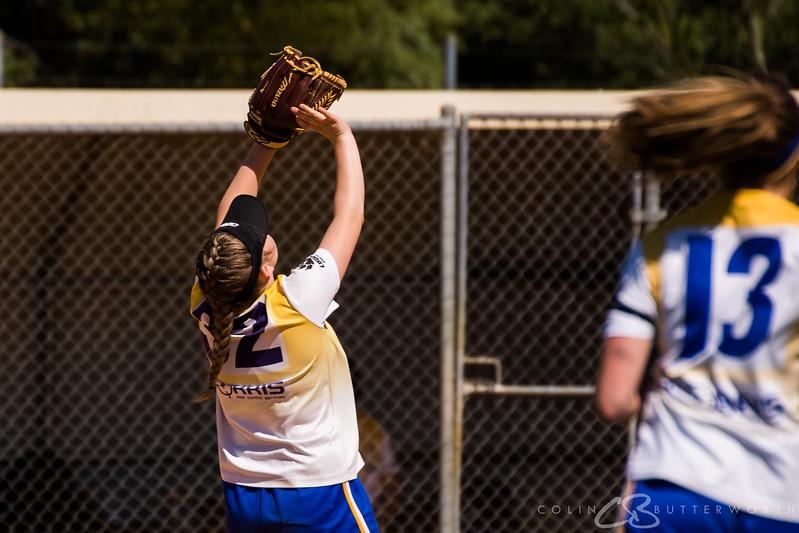 Womens Softball Images-36