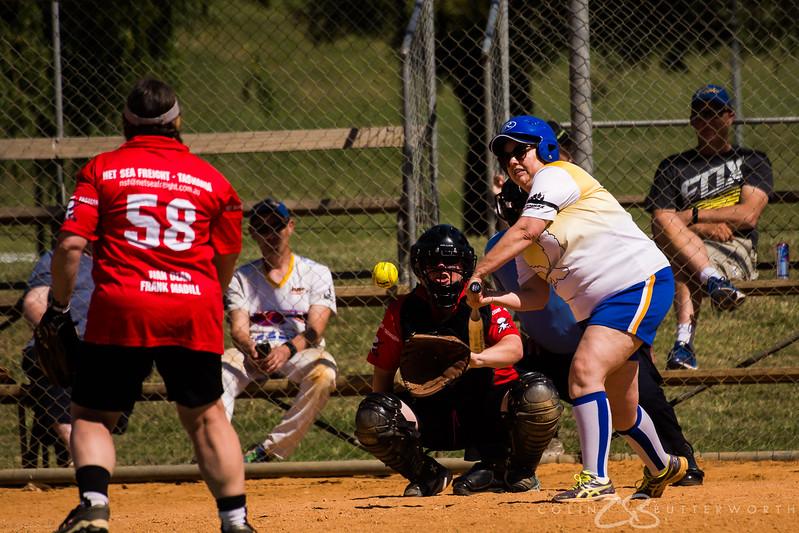 Womens Softball Images-10