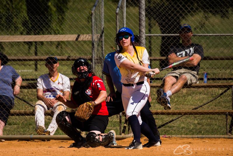 Womens Softball Images-15