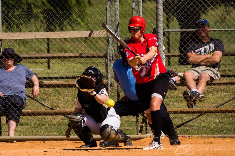 Womens Softball Images-27