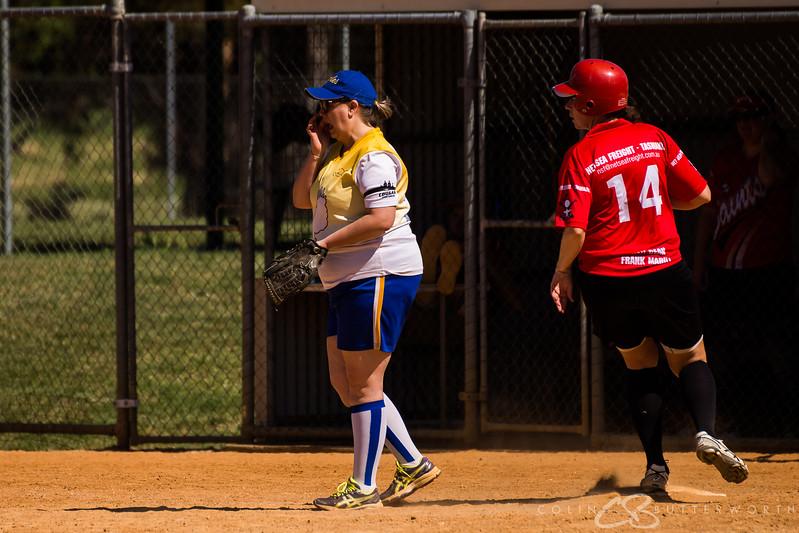 Womens Softball Images-41