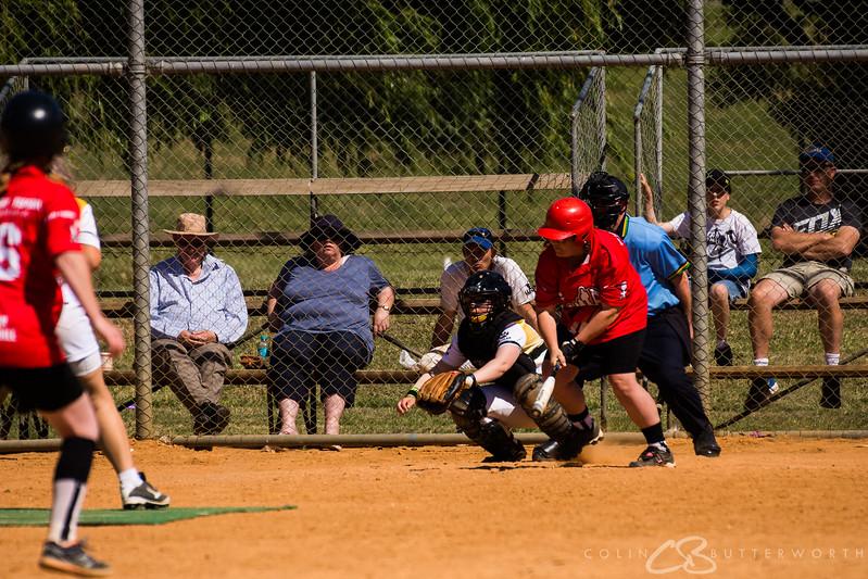 Womens Softball Images-45