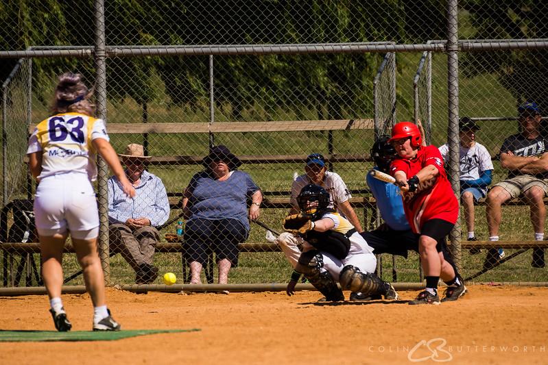 Womens Softball Images-44