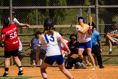 Womens Softball Images-23