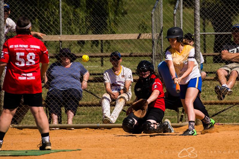 Womens Softball Images-17