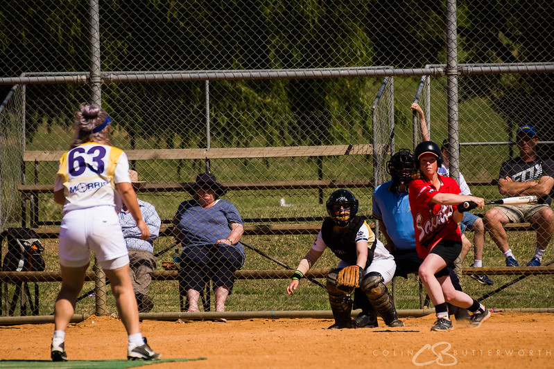 Womens Softball Images-32