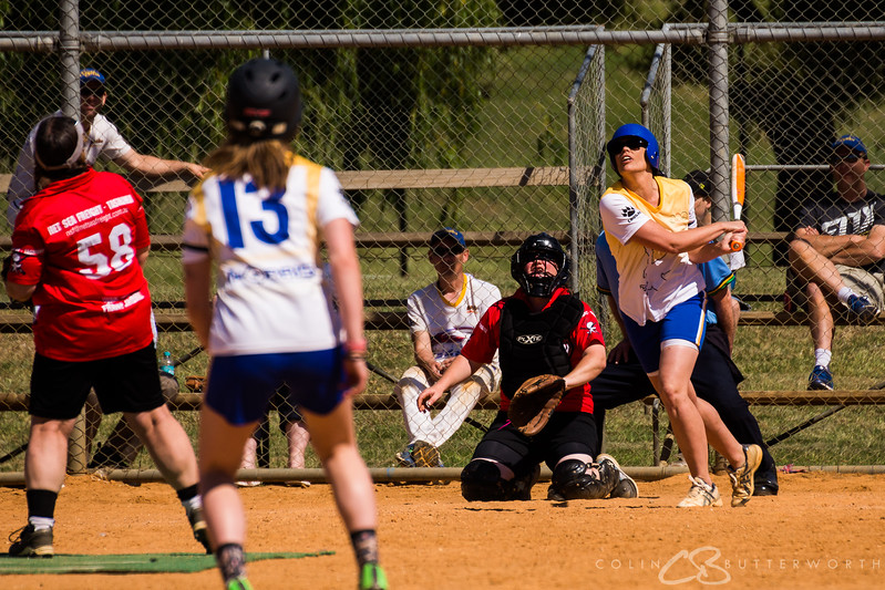 Womens Softball Images-22