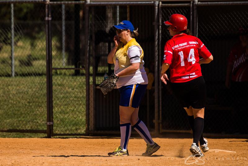 Womens Softball Images-40