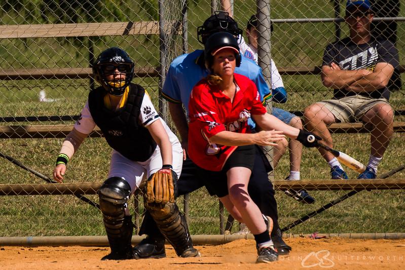 Womens Softball Images-33