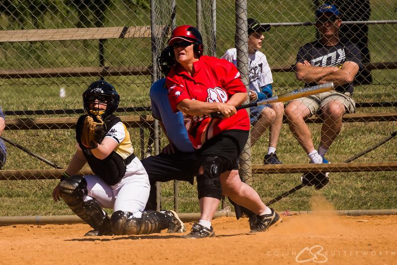 Womens Softball Images-35