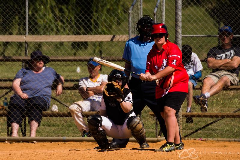 Womens Softball Images-48