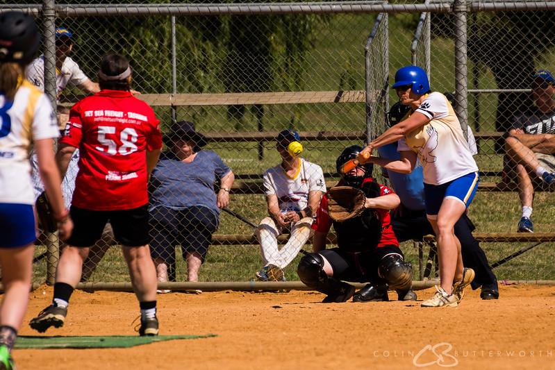 Womens Softball Images-21