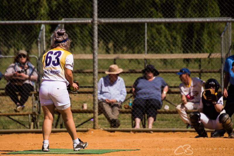 Womens Softball Images-46