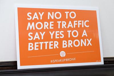 Speak up for a Better Bronx