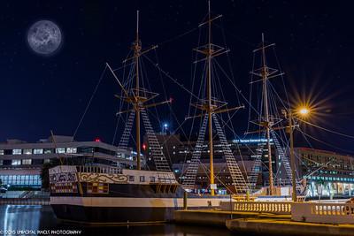 Gasparilla Sail Ship