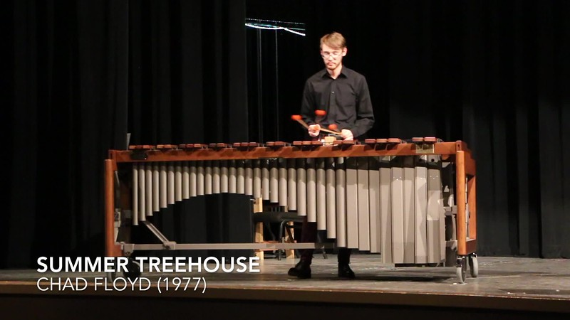 Spencer Taunton - Senior Recital / Summer Treehouse  November 6, 2017
