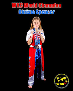 Christa Spencer 2015 WKC 8x10