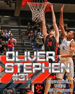 OLIVER STEPHEN