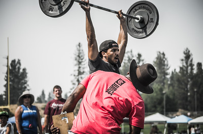 Oregon Crossfit Summer Games 2015