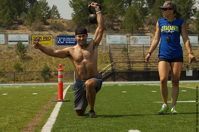 Oregon Crossfit Summer Games 2012