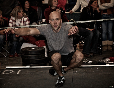 Oregon Crossfit Winter Games 2013