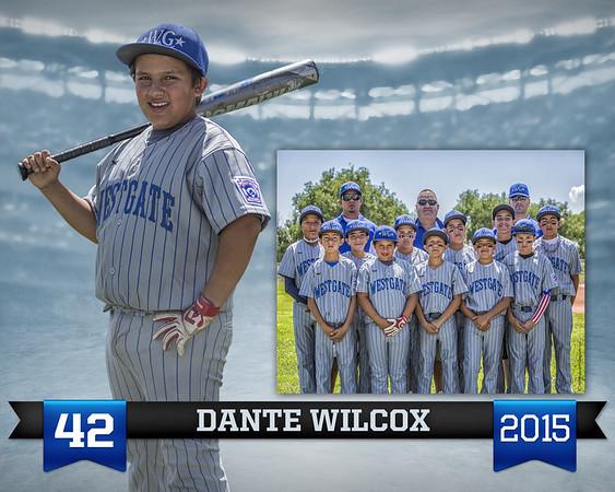 mm-#42 Dante Wilcox