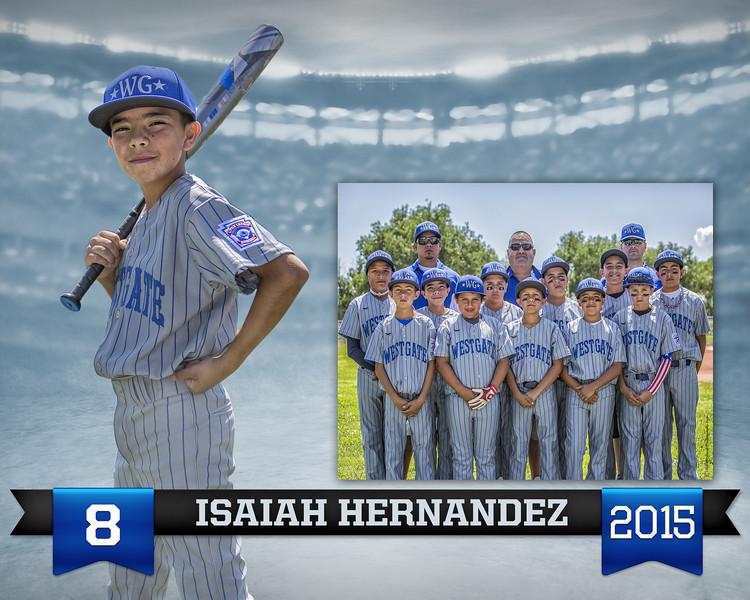 mm-#8 Isaiah Hernandez