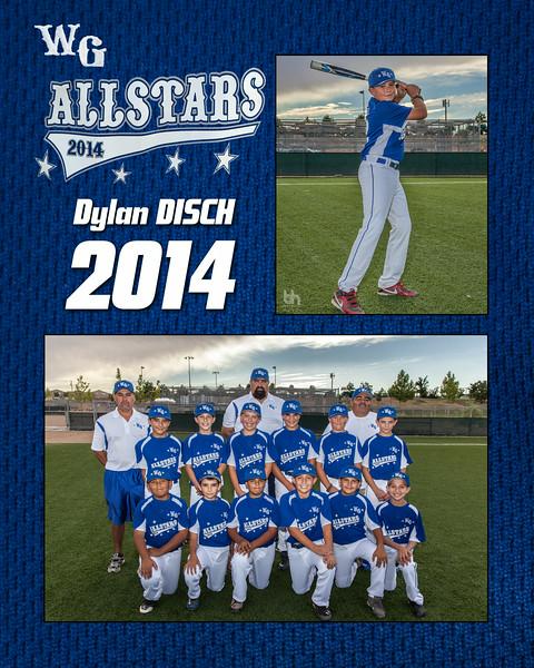 #12 Dylan Disch