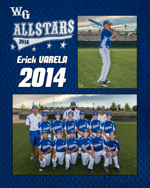 #7 Erick Varela