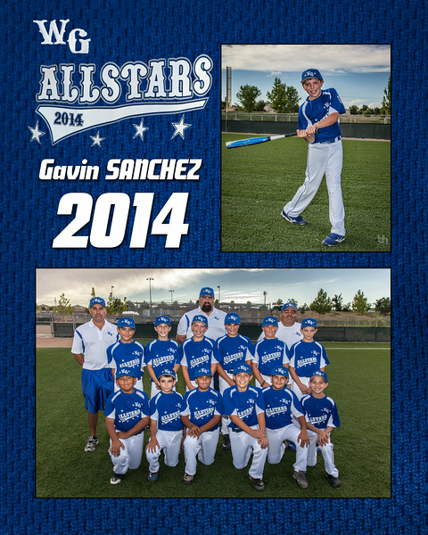#42 Gavin Sanchez