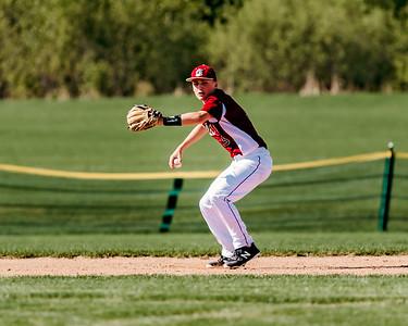 Lakeville S Baseball vs Prior Lake 9A-10