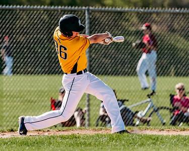 Lakeville S Baseball vs Prior Lake 9A-13