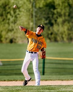 Lakeville S Baseball vs Prior Lake 9A-17