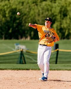 Lakeville S Baseball vs Prior Lake 9A-19