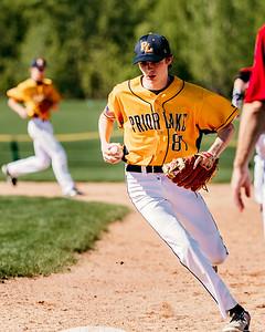 Lakeville S Baseball vs Prior Lake 9A-4