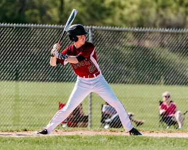 Lakeville S Baseball vs Prior Lake 9A-1