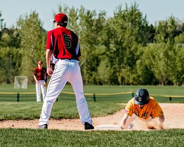 Lakeville S Baseball vs Prior Lake 9A-12